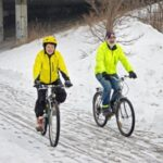 Your Guide to Winter Cycling - Smart cycling, safe cycling