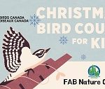 Mac Johnson Wildlife Area - Christmas Bird Count for Kids