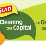 GLAD Cleaning the Capital - 2017