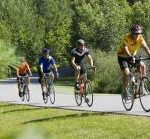 Cycling in Gatineau Park - One of the best ways to explore Gatineau Park