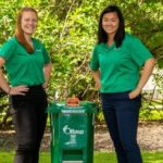 Green Bin Brigade promote easy use of plastic and paper bags
