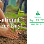 Celebrating National Tree Day a Different Way - Wednesday, Sept. 23, 2020