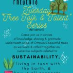 Tuesday Tree Talk and Talent Series - Fall Edition