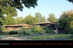 Heritage Ottawa Walking Tours - 2018