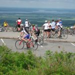 Cycle the Gatineau Park to Champlain Lookout