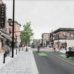 Slower, livelier, bike-friendly: Latest plans for Elgin Street 'transformation'