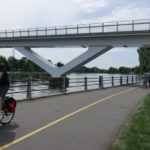 New Rideau Canal Flora Footbridge set to open early