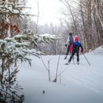 Cross-country Skiing - Grab your skis and head out to the Greenbelt this winter!