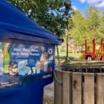Ottawa Recyling in the Park Pilot Project