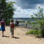 Petrie Island - Walking Trails, Swimming, and Boating
