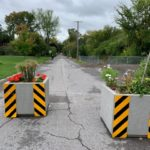 Pontiac Street Depave - Turning Pavement to Parkland in Kitchissippi Ward