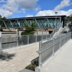 Jackie Holzman Bridge (formerly Harmer Avenue pedestrian bridge replacement) Opens