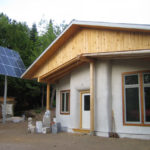 Deacon Passive Solar Straw Bale Home