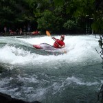 Whitewater Kayak Club in Cornwall, Ontario