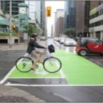 City of Ottawa: Laurier Avenue Segregated Bicycle Lanes Project