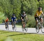 Cycling in Gatineau Park