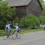 Rideau Lakes Cycle Tour - Ottawa to Kingston