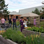 The Therapeutic Gardens at Hôpital Glengarry Memorial Hospital Alexandria, Ontario
