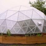 Biodome Garden - Brewer Park Community Garden