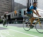 City of Ottawa Laurier Avenue Segregated Bike Lane Project - 2015 Sustainable Community Award