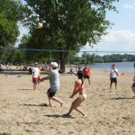 Mooney's Bay Park - urban and rural, greening sports events