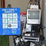 Help turn your e-waste into homes for Habitat GO!