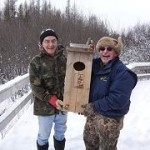 Stream Watch Program - Wood Duck Nesting Boxes in the Leitrim Wetland