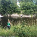 Explore water with us!  Starting with the Ottawa River…